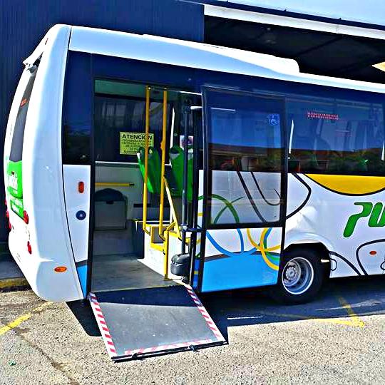 autobuses minusvalidos