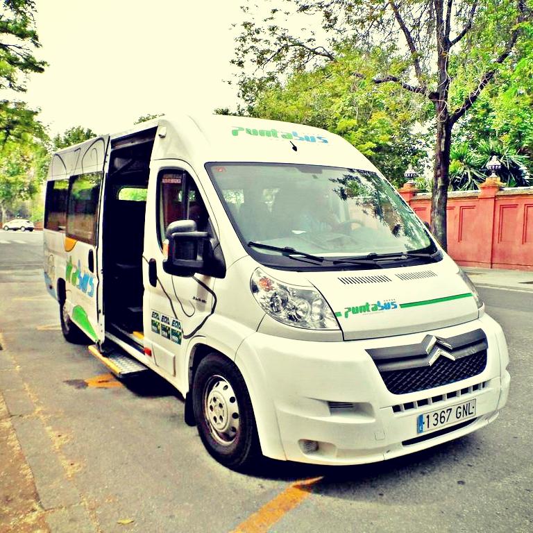 Microbuses 17 plazas homologado transporte escolar